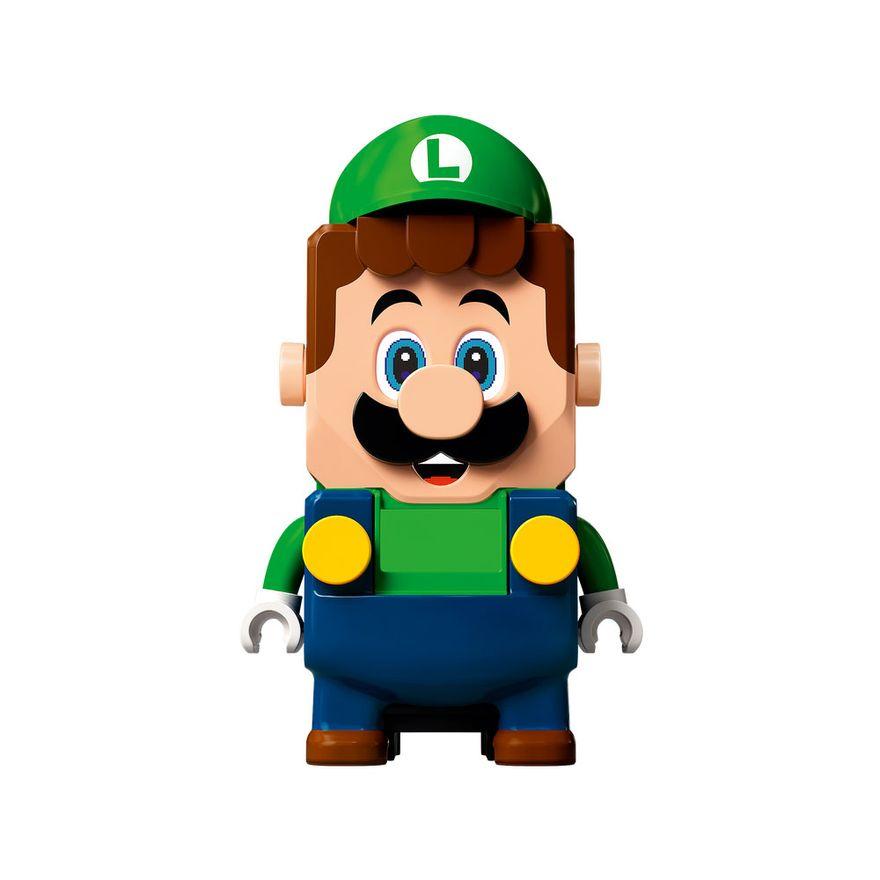 LEGO-Super-Mario---Aventuras-com-Luigi---Pacote-Inicial---71387---Brinde-Expansao--Plataforma-Cogumelo-3