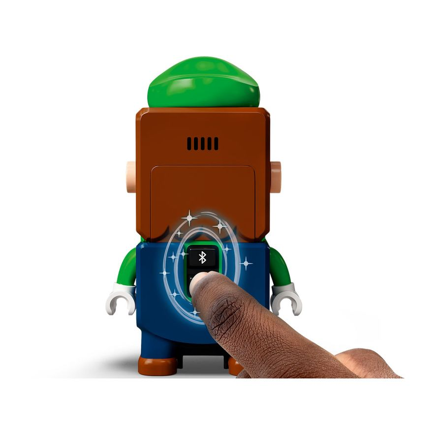 LEGO-Super-Mario---Aventuras-com-Luigi---Pacote-Inicial---71387---Brinde-Expansao--Plataforma-Cogumelo-4