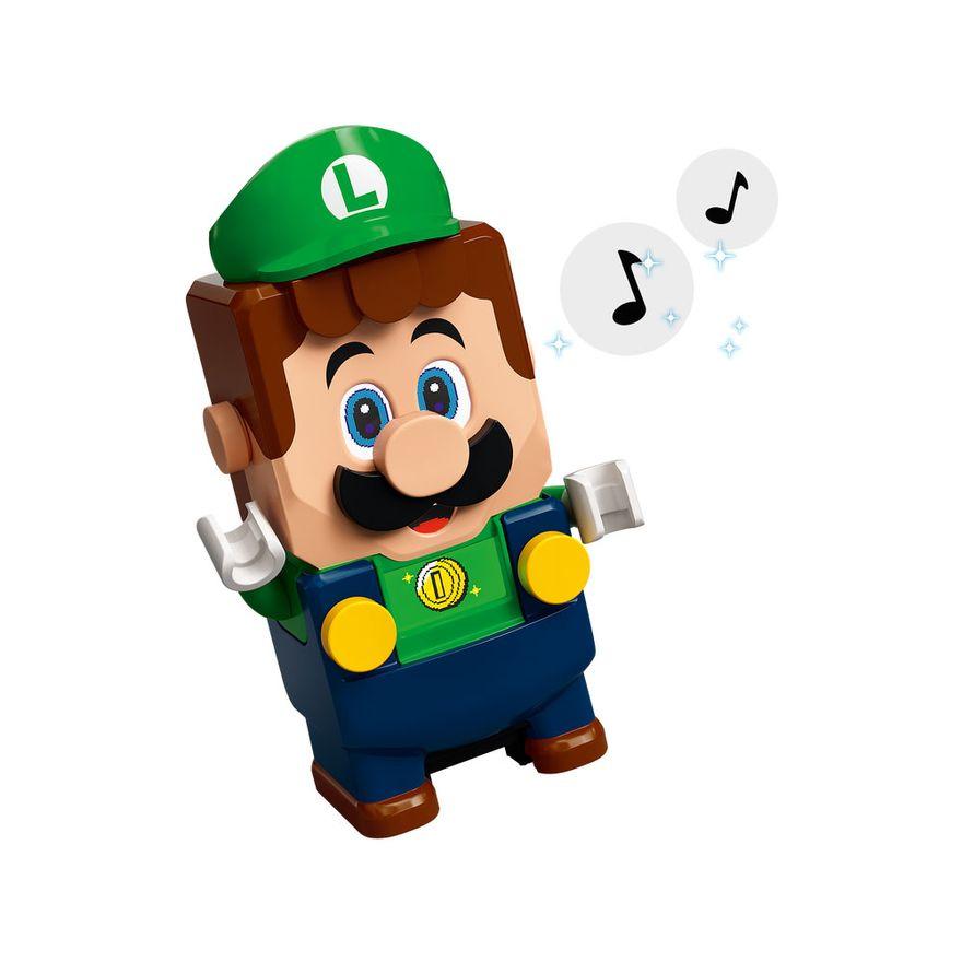 LEGO-Super-Mario---Aventuras-com-Luigi---Pacote-Inicial---71387---Brinde-Expansao--Plataforma-Cogumelo-5