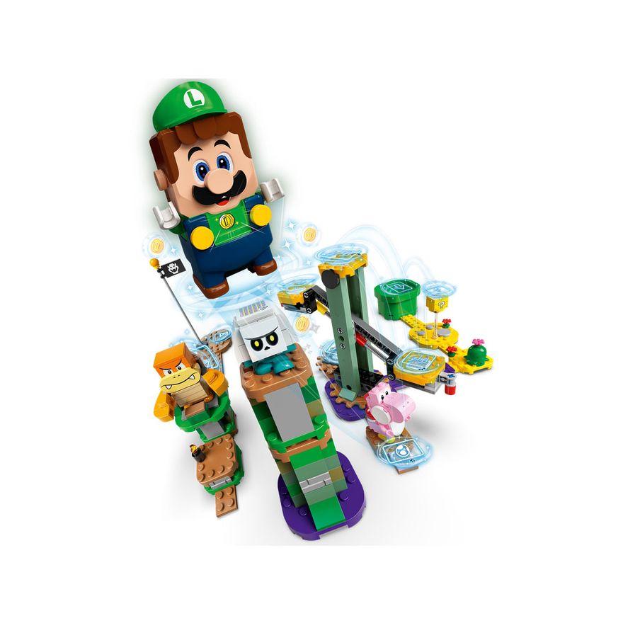 LEGO-Super-Mario---Aventuras-com-Luigi---Pacote-Inicial---71387---Brinde-Expansao--Plataforma-Cogumelo-6