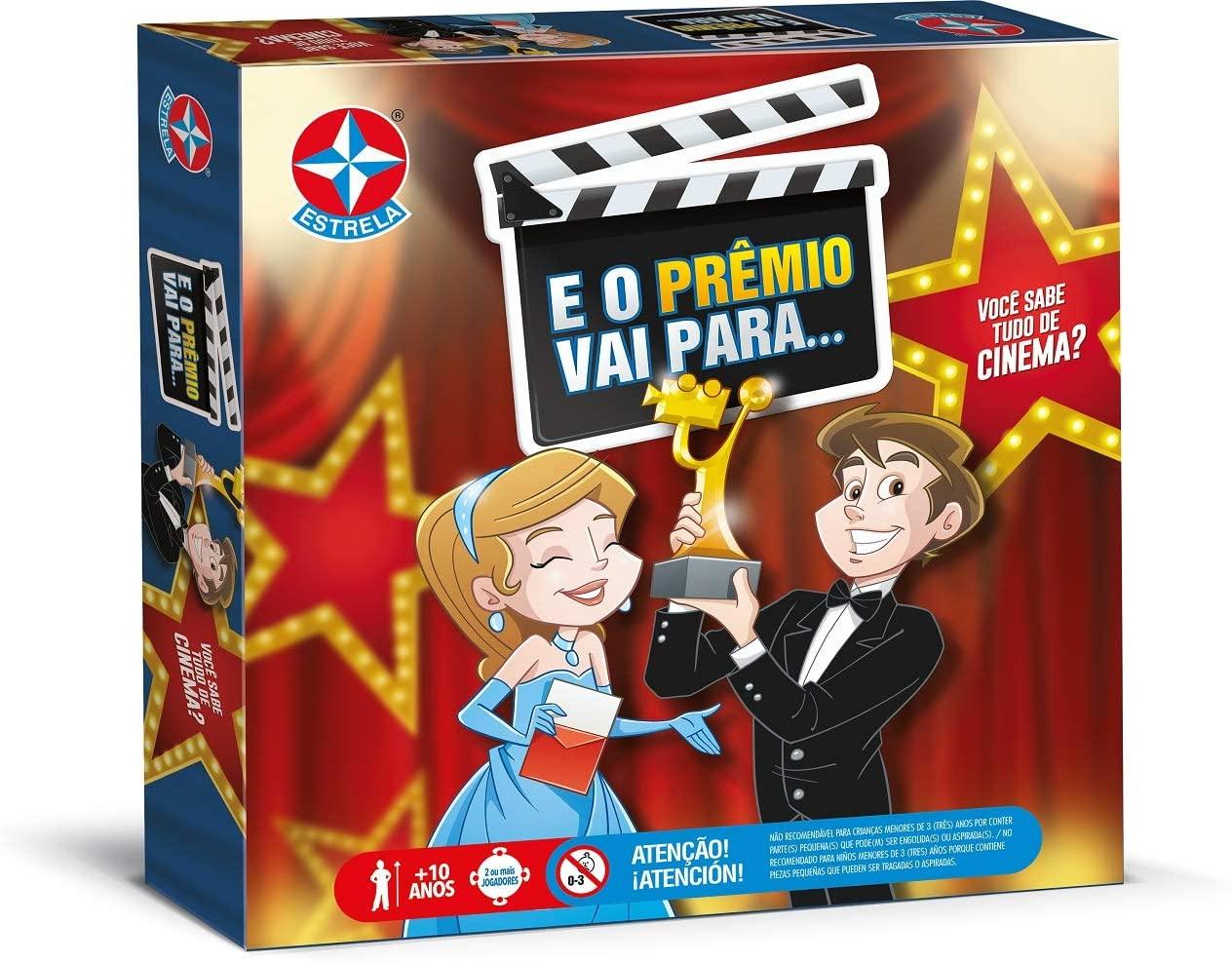 Jogo E O Prêmio Vai Para..., Estrela 0190 (275439)