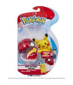 Mini-Figura-De-Acao---Pokemon---Pikachu-Com-PokeBall---Sunny-0