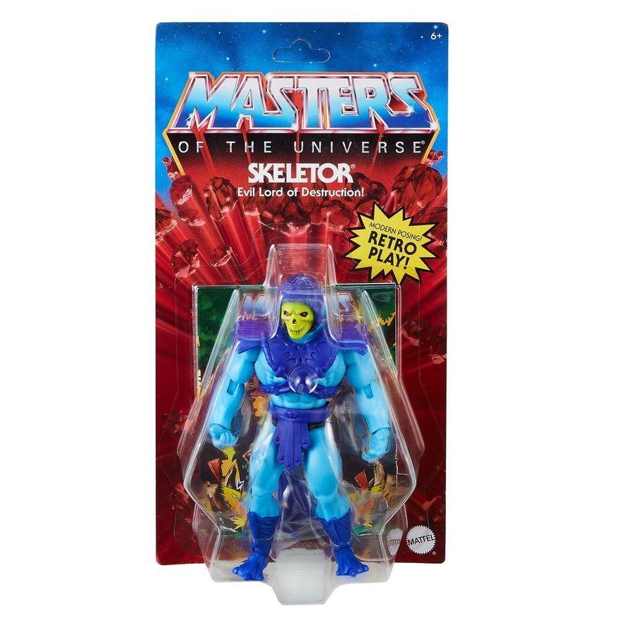 Figura-de-Acao-Articulado---Masters-Of-The-Universe---Esqueleto---Cabeca-Vintage---Mattel-1