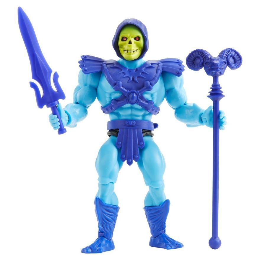 Figura-de-Acao-Articulado---Masters-Of-The-Universe---Esqueleto---Cabeca-Vintage---Mattel-2
