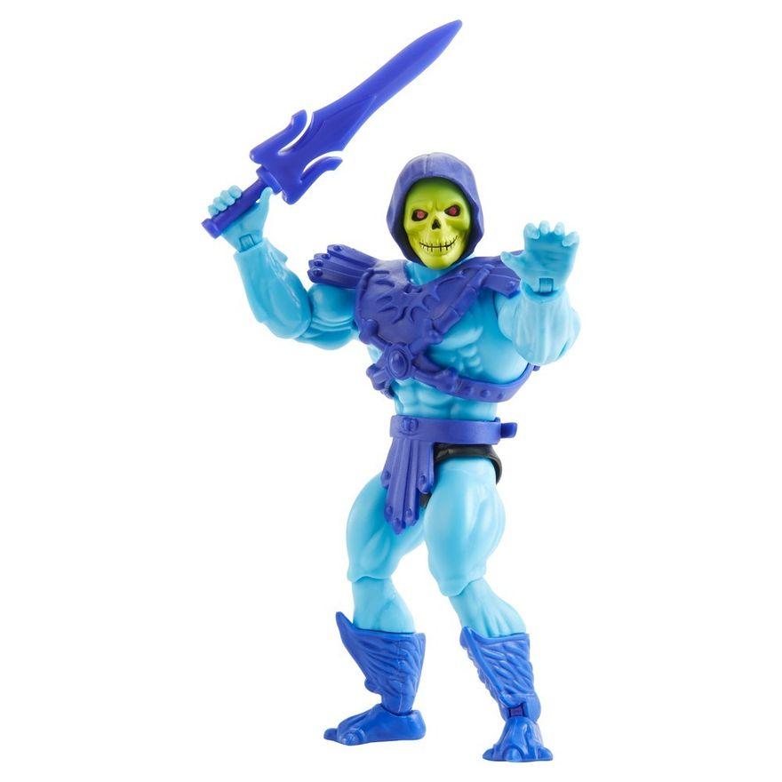Figura-de-Acao-Articulado---Masters-Of-The-Universe---Esqueleto---Cabeca-Vintage---Mattel-5