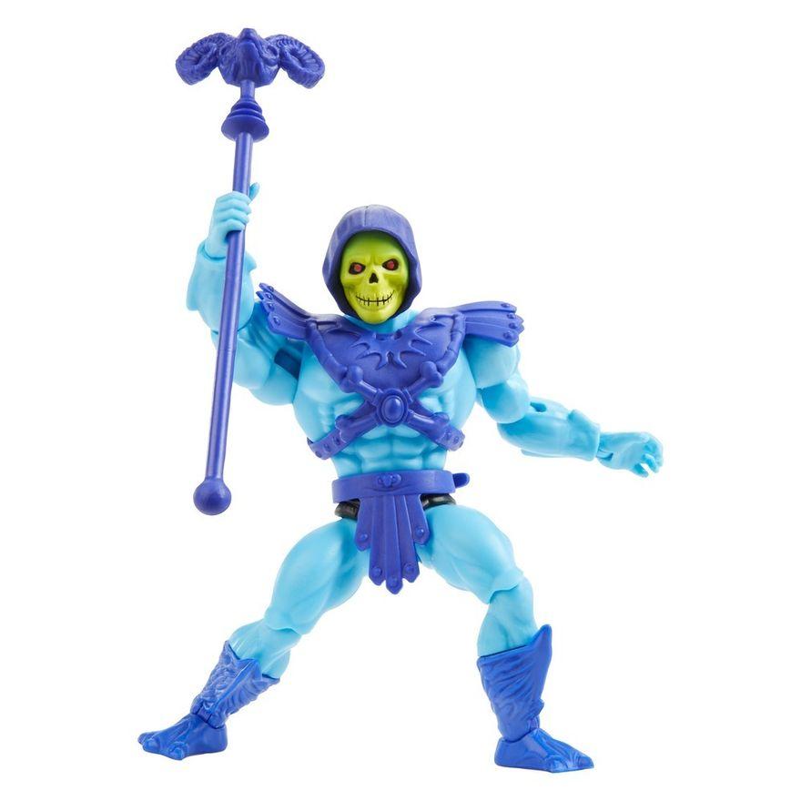 Figura-de-Acao-Articulado---Masters-Of-The-Universe---Esqueleto---Cabeca-Vintage---Mattel-6