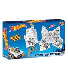 Kit-de-Pintura---Hot-Wheels---com-6-Telas---Fun-0