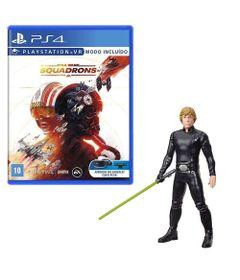 100442942-Kit-de-Jogo-PS4---Star-Wars-Squadrons-e-Boneco-Articulado---Luke-Skywalker-Frente