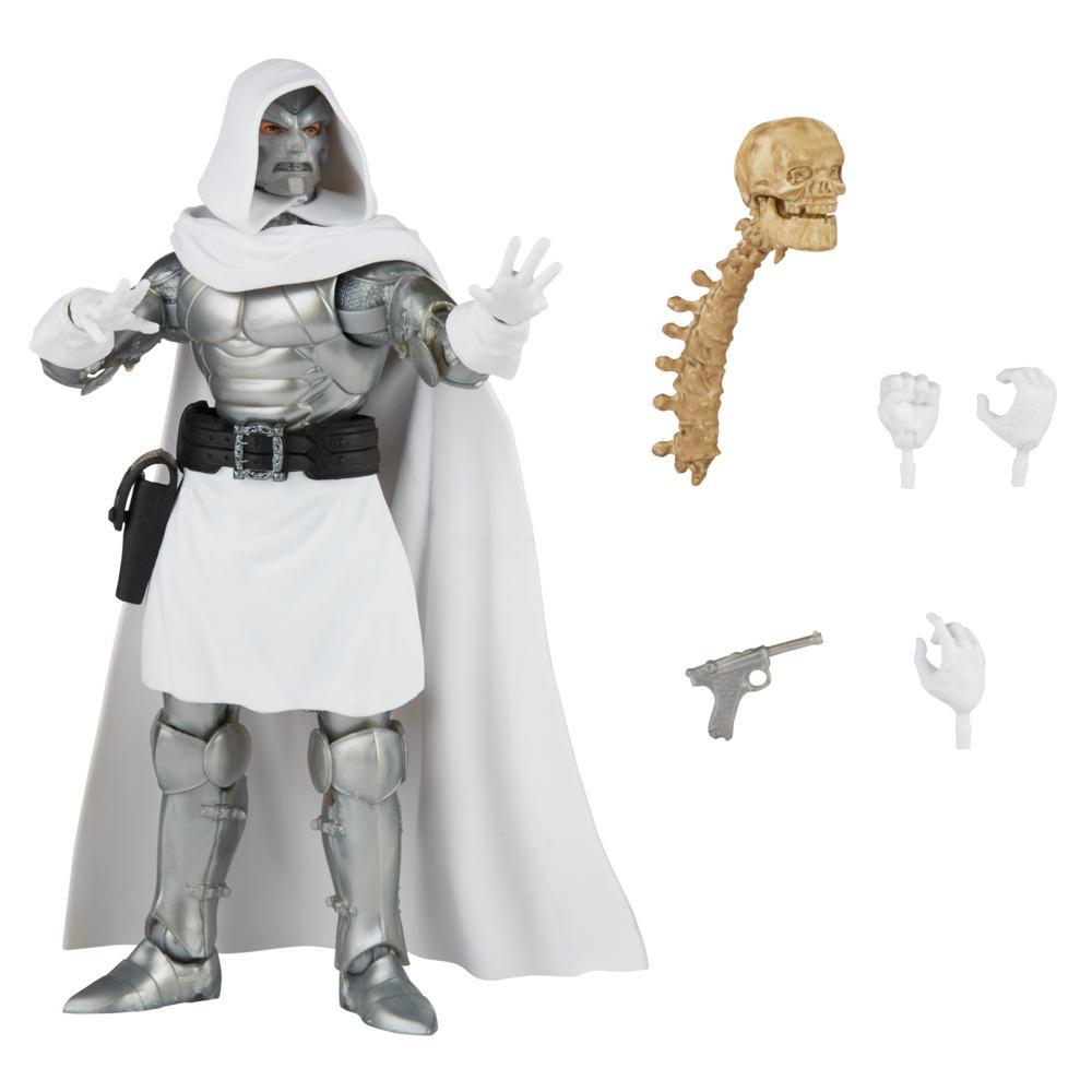Boneco Articulado - Doutor Destino - Marvel Legends - 15 Cm - Hasbro