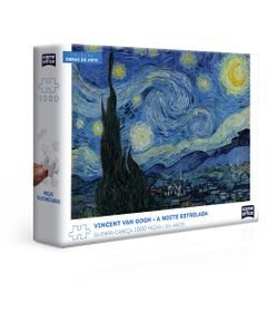 Quebra-Cabeca---Vincent-Van-Gogh---A-Noite-Estrelada---1000-Pecas---Game-Office---Toyster-0