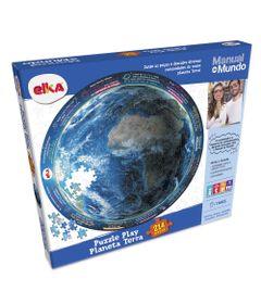 Quebra-Cabeca---214-Pecas---Manual-do-Mundo---Planeta-Terra---Elka-0