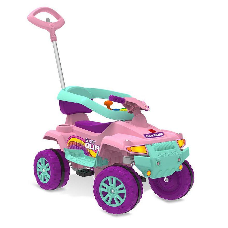 Mini-Veiculo---Super-Quad---Passeio-e-Pedal---Bandeirante---Rosa-1