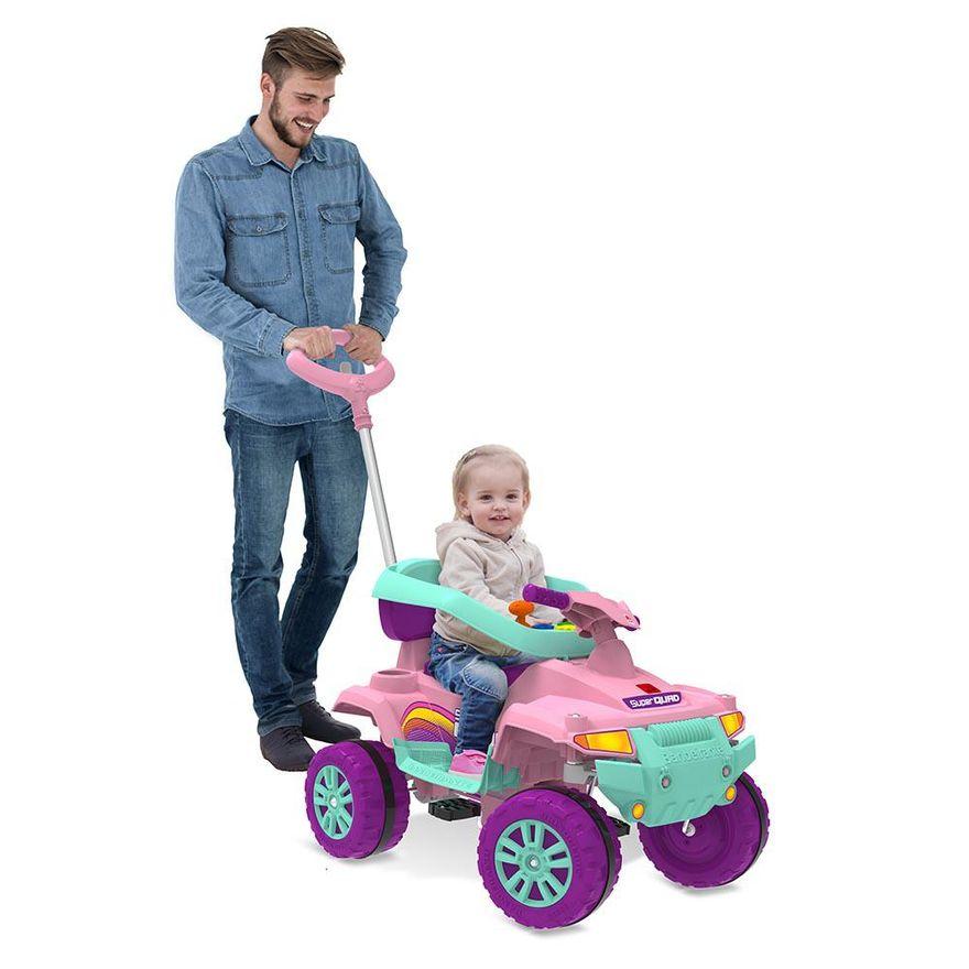 Mini-Veiculo---Super-Quad---Passeio-e-Pedal---Bandeirante---Rosa-4