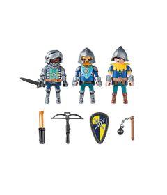 Playmobil---Conjunto-de-Cavaleiros-Novelmore---70671---Sunny-0