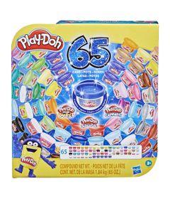 Conjunto-Massa-de-Modelar---Play-Doh---Super-Colecao---65-Potes---Hasbro-0