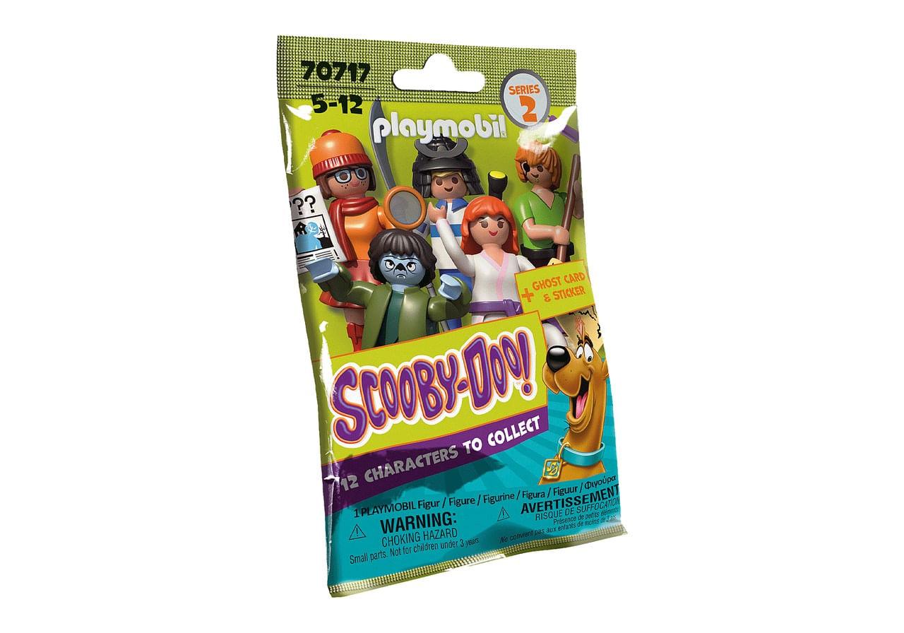 Playmobil Scooby Doo - Figuras Surpresa Series 2 - 70717
