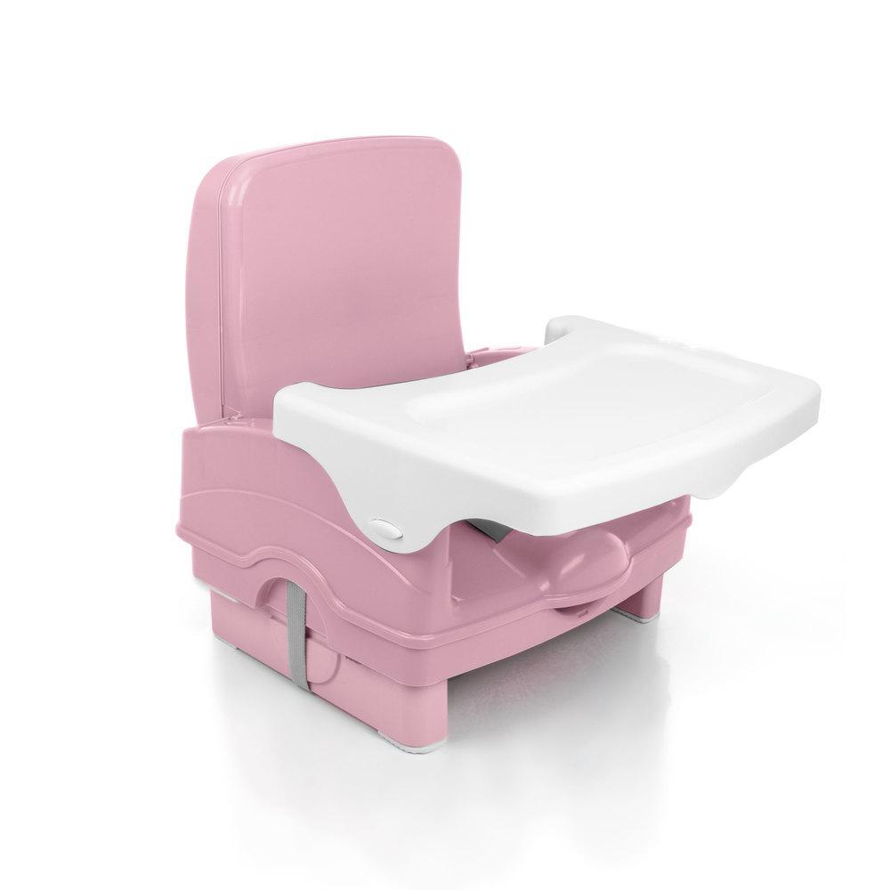 Cadeira de Refeição Portátil Cake Voyage - Rosa