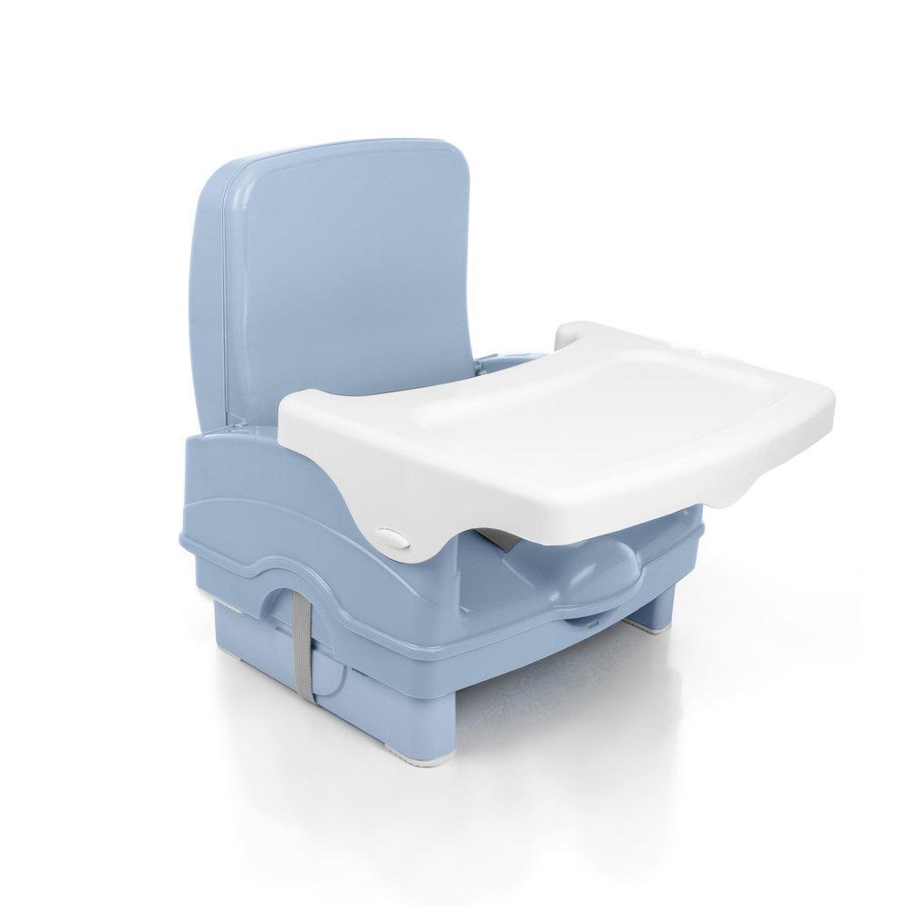 Cadeira de Refeição Portátil Cake Voyage - Azul