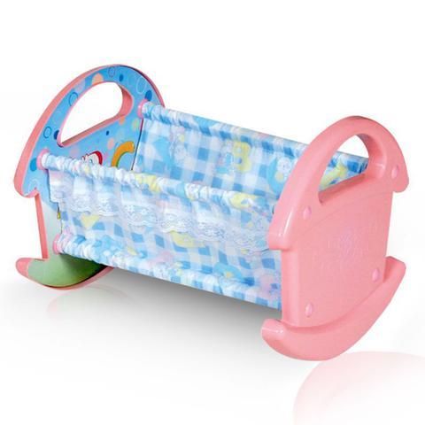 Berço Para Boneca - Soninho do Bebê - Nig Brinquedos