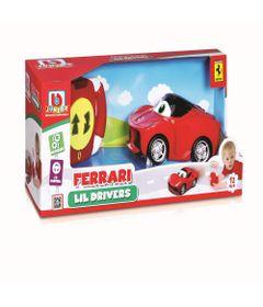 Carrinho-de-Controle-Remoto---Ferrari---Lil-Drivers---Burago-0