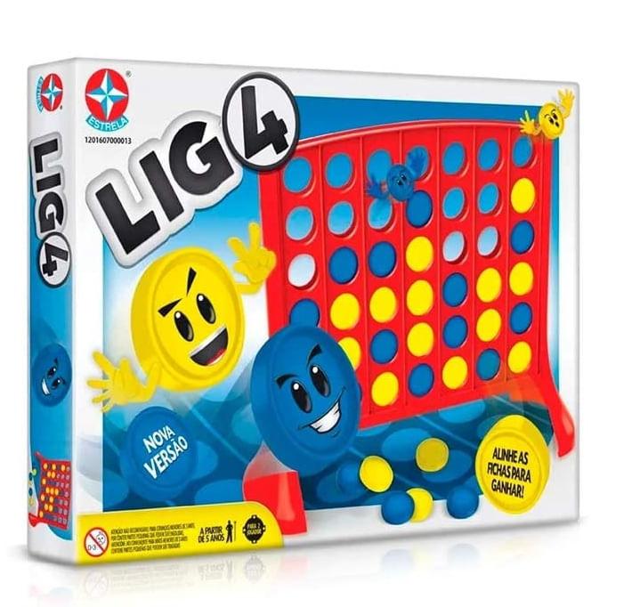 Jogo Lig 4 - Estrela 7000013