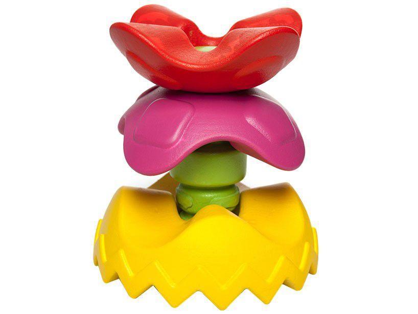 Brinquedo Educativo Bola Encaixa - Estrela 8000010