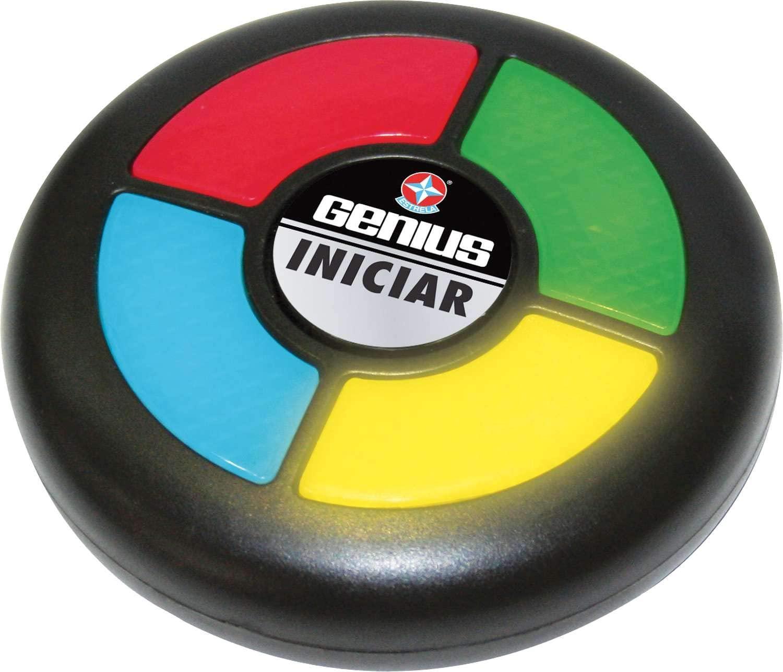 Jogo Genius Para Viagem - Estrela 8000006