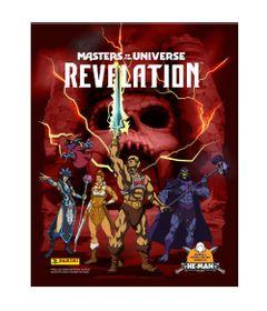 Livro-Ilustrado---Masters-Of-The-Universe---Revelation---He-Man---Panini-0