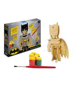 Quebra-Cabeca-3D---DC---Batman---18-Pecas---Para-Colorir---em-MDF---Xalingo-0