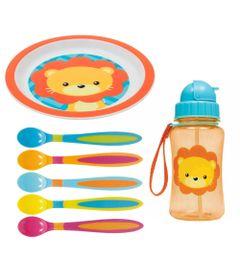 Kit-de-Alimentacao-Animal-Fun---Leao---7-Pecas---Buba