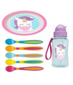 Kit-de-Alimentacao-Animal-Fun---Unicornio---7-Pecas---Buba
