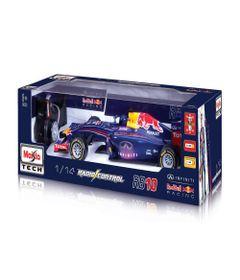 Carrinho-Com-Controle-Remoto---Infiniti-Red-Bull---RB10-Racing-1-14---Maisto---Azul-0