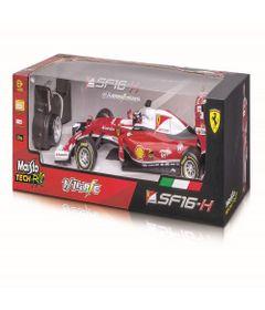 Carrinho-Com-Controle-Remoto---Ferrari-SF16-H--2016----RC-1-14---Maisto---Vermelho-0