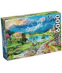 Quebra-Cabeca---Puzzle---6000-pecas---Alpes-Italianos---Grow-0