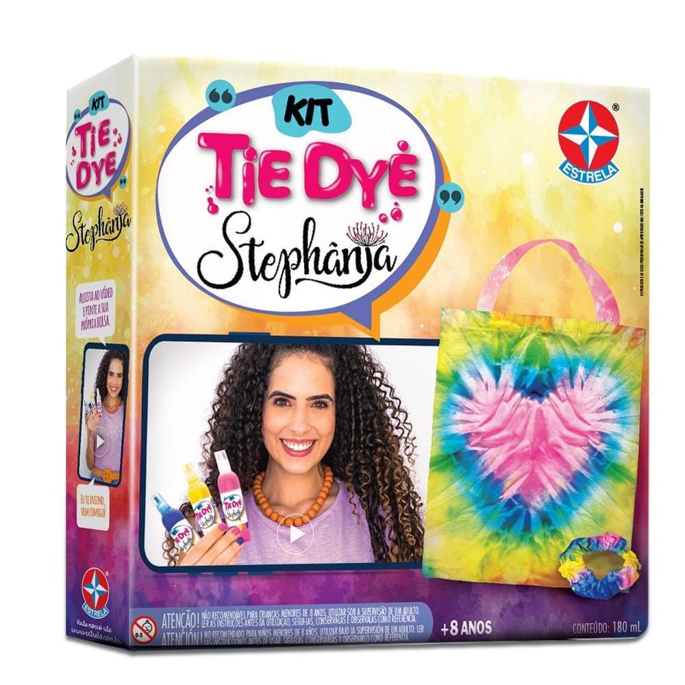Kit Tie Dye - Paula Stephânia - Estrela