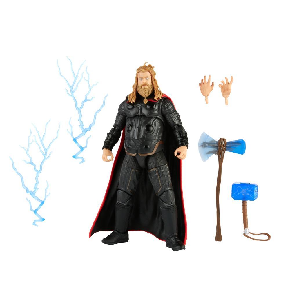 Boneco Articulado - Marvel - Legends - The Infinity Saga - Thor - com Acessórios - 15 cm - Hasbro