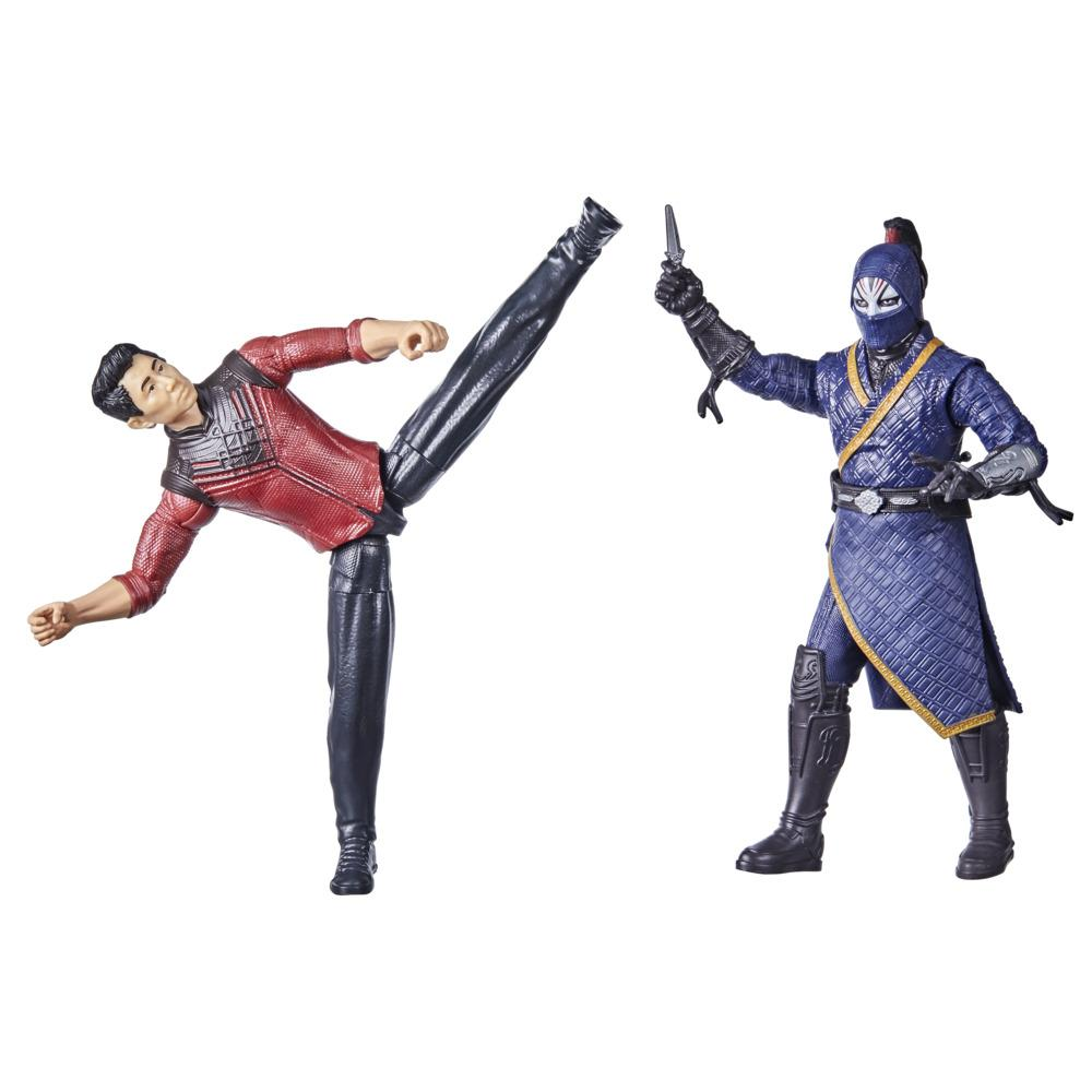 Figura Articulada - Marvel - The Legend Of The Ten Rings - Shang-Chi - Death Dealer - Hasbro