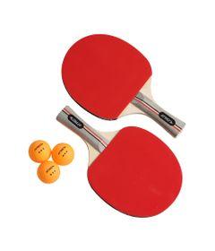 -Kit---Ping-Pong---Atrio---Vermelho---Raquete-e-Bolas---Multikids-0
