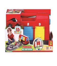 Maleta-com-Mini-Carrinho---Pista-e-Garagem-Ferrari---Maisto-0