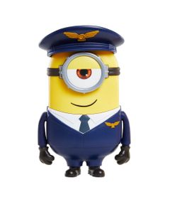 Mini-Figura---15Cm---Minions---The-Rise-of-Gru---Stuart-Piloto---Mattel-0