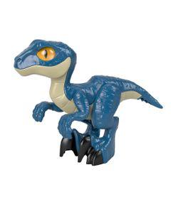 Figura-de-Acao-XL---Imaginext---Jurassic-World---Raptor---Mattel-0