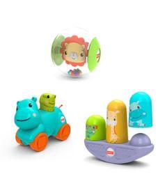 Kit-Hello-Moves---Fisher-Price---Infant---Animais---Colorido-1