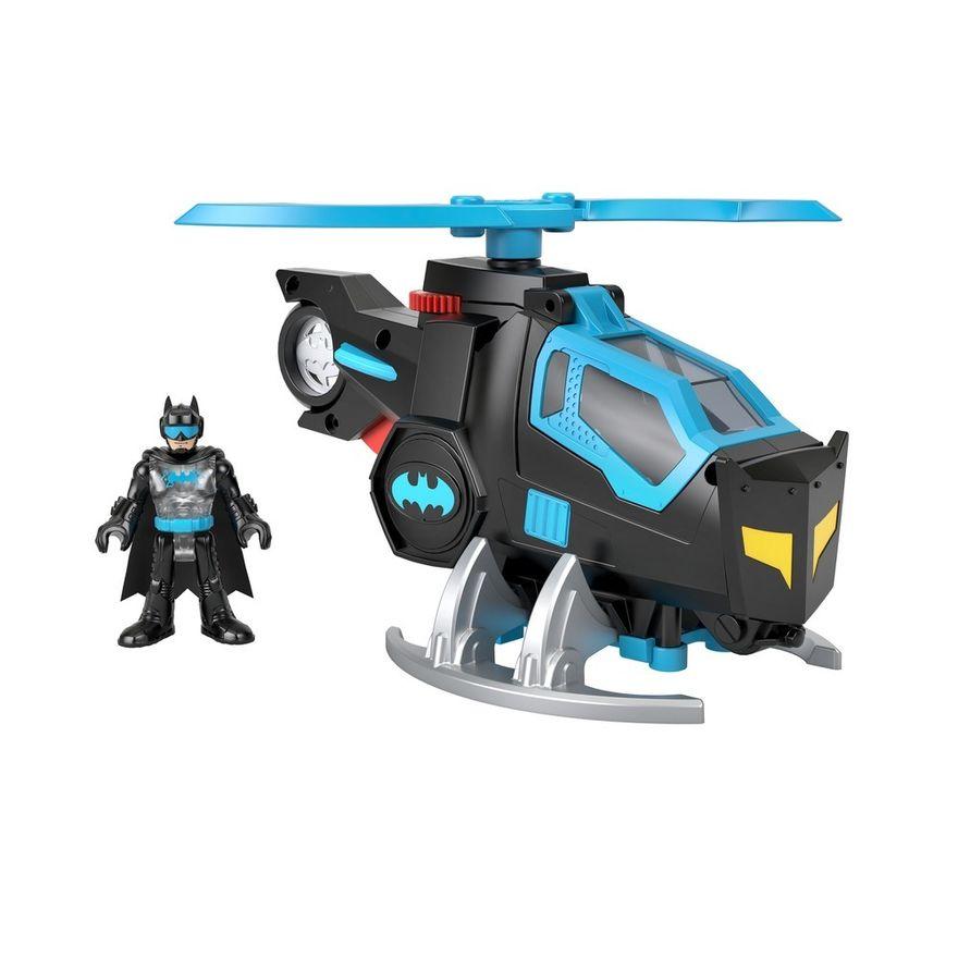 Mini-Boneco---Imaginext---DC-Super-Friends---Bat-Tech---Helicoptero-do-Batman---Mattel-1