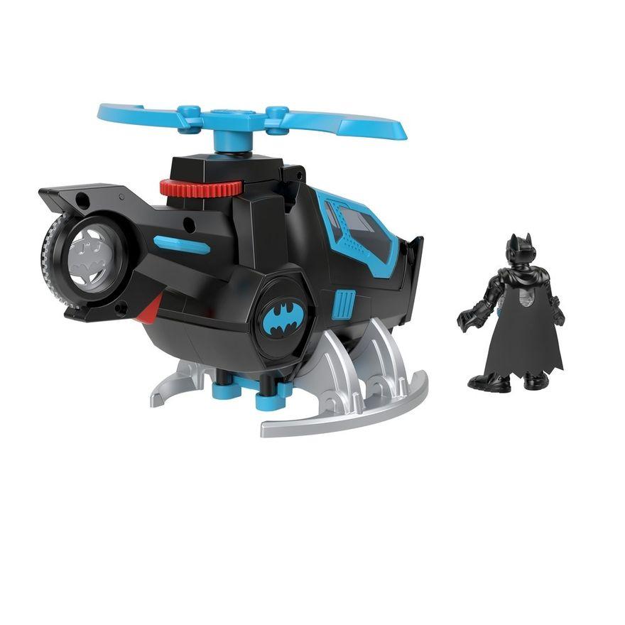 Mini-Boneco---Imaginext---DC-Super-Friends---Bat-Tech---Helicoptero-do-Batman---Mattel-5