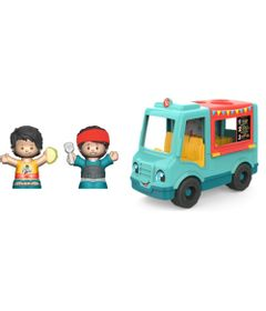 Veiculos-Grandes---Little-People---Food-Truck---Verde-Agua---Fisher-Price-0