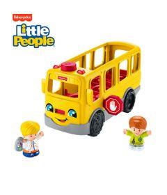 Veiculos-Grandes---Little-People---Onibus-Escolar---Amarelo---Fisher-Price-0