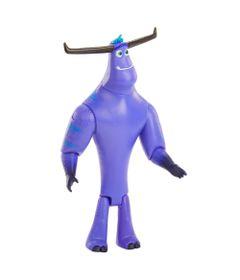 Figura-Articulada---Disney---Pixar---Monstros-SA---Monstros-No-Trabalho---Horns---17Cm---Mattel-0