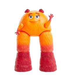 Figura-Articulada---Disney---Pixar---Monstros-SA---Monstros-No-Trabalho---Fuzzy---17Cm---Mattel-0