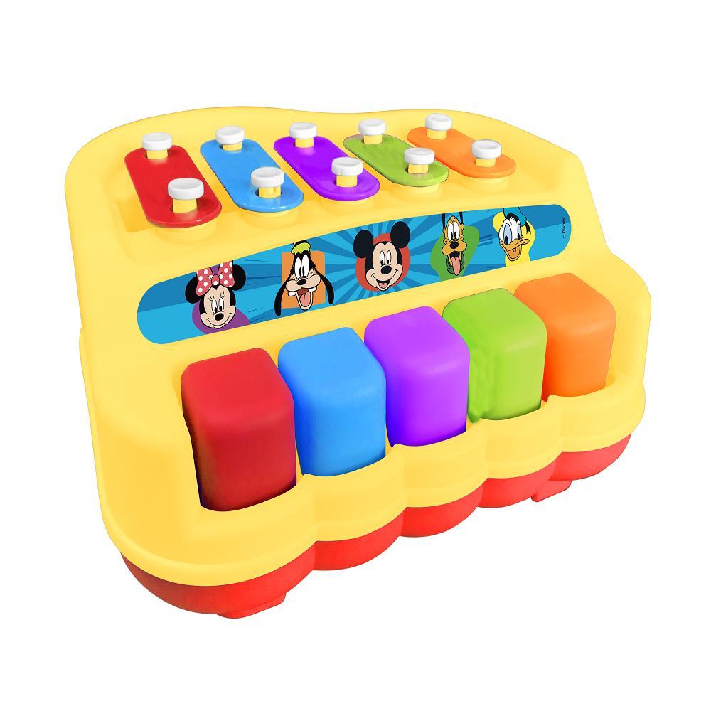 Piano e Xilofone - Disney Baby - Mickey e Amigos - Yes Toys