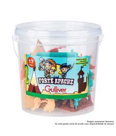 Conjunto-de-Mini-Figuras---Forte-Apache---17-Pecas---Gulliver_Frente